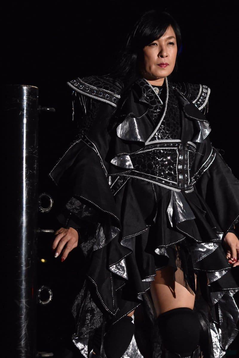 Manami Toyota anuncia su retiro de la lucha libre profesional 2