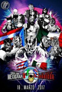 VIDEO: Luchadores Boricuas molestos con evento de Lucha Libre Mexicana en Puerto Rico 12