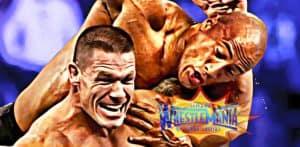 Los cinco mejores combates de John Cena en WrestleMania 2