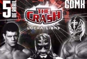 ¿Dónde conseguir los boletos para la gran función de The Crash en la CDMX? 40