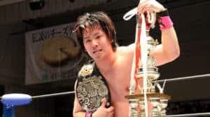 """AJPW: Resultados """"Dream Power Series 2017"""" - 12/03/2017 - Keisuke Ishii firme con el título Jr.; Jun Akiyama se queda con el GAORA TV 12"""