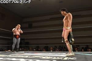 """DDT:  Resultados """"After SSA y Road to Ryogoku 2017"""" -23/03/2017 - Happy Motel se desintegra 11"""