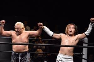 "Mr. Gannosuke Produce: Resultados ""KISHINDO RETURNS 21"", 07/03/2017 8"