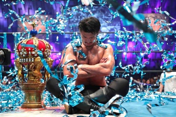 NJPW: Se anuncia la edición 2018 de la New Japan Cup 8