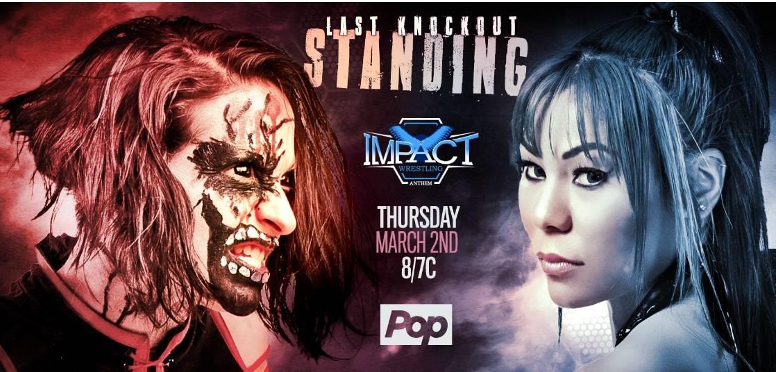 Previo Impact Wrestling (2-mar-2017) Jade contra Rosemary en Last Knockout Standing 2