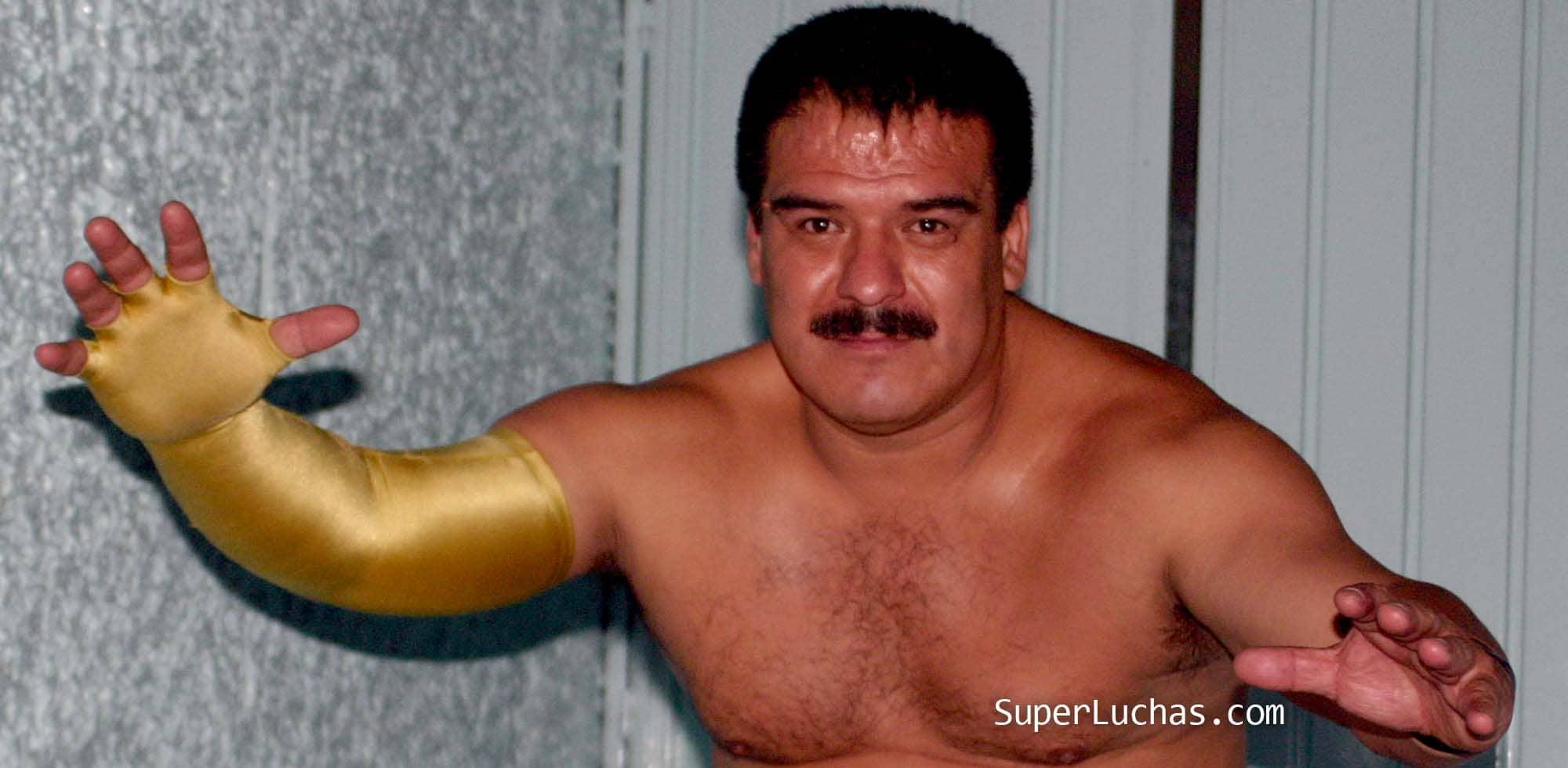Descanse en paz Jesús Alvarado Nieves, el Brazo de Oro 1