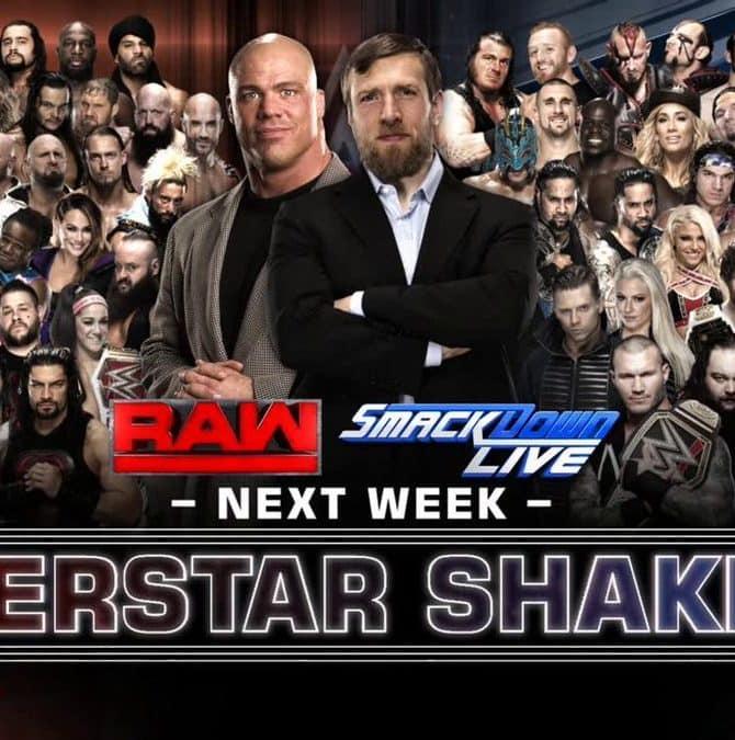 Posibles spoilers sobre más importantes intercambios para el Superstar Shake-up 13
