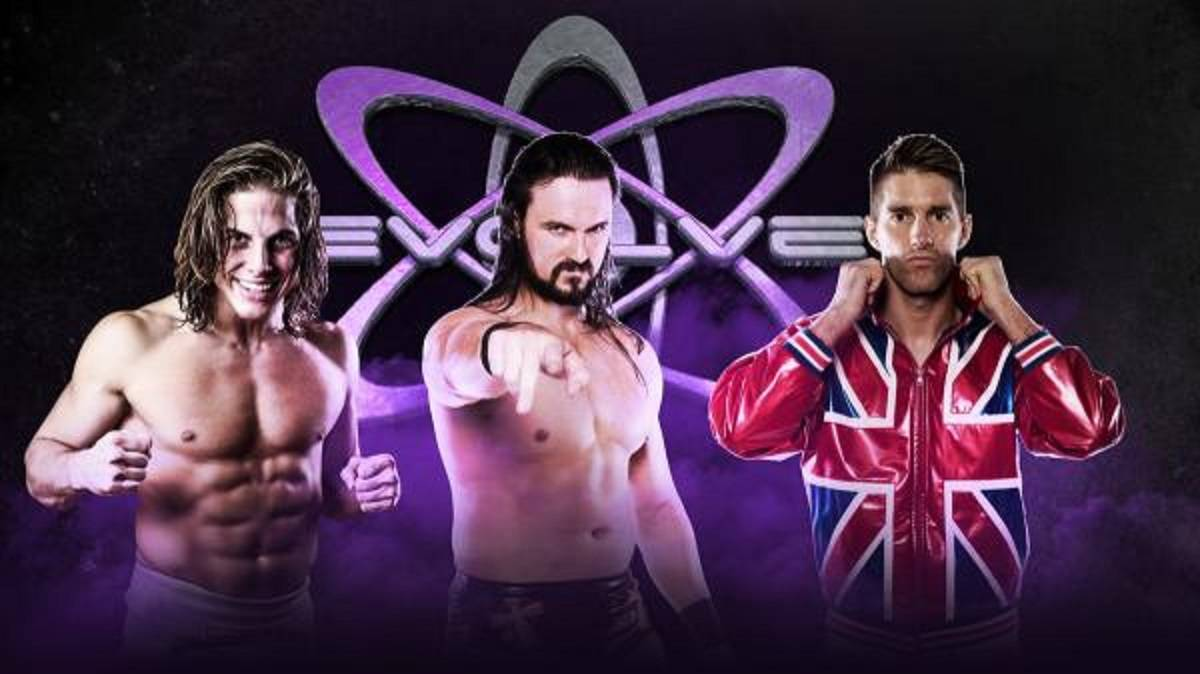 WWE compra EVOLVE