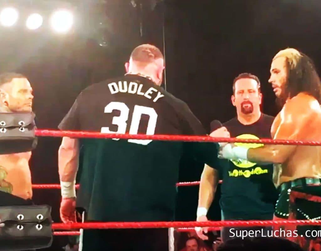 ¿Pudieron luchar los hermanos Hardy en House of Hardcore? — Toda la historia tras bambalinas 3
