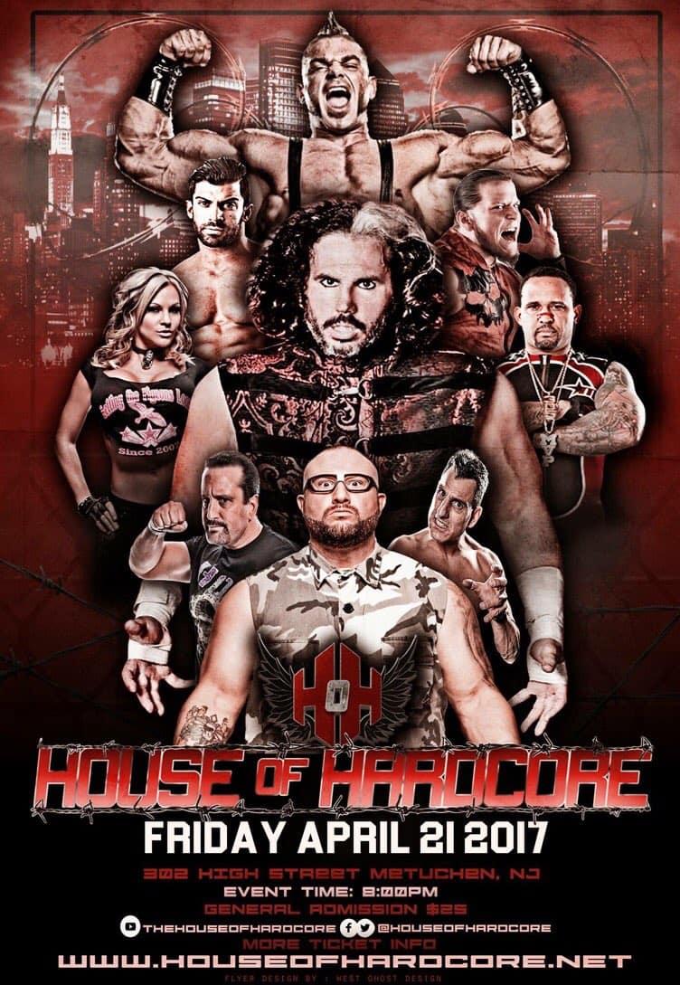 """""""Broken"""" Matt Hardy aparece en House of Hardcore... ¡Pero es emboscado por órdenes de Vince! 1"""