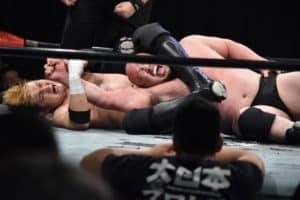 BJW: Resultados 09/04/2017 - Yuji Okabayashi gana su derecho a retar a Hideki Suzuki 44