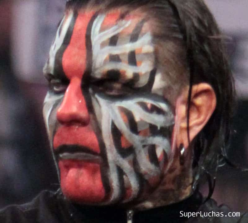 Jeff Hardy admite que luchó drogado contra Sting 10