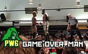 Resultados e imágenes de PWG Game Over, Man - Rey Fénix y Lio Rush volaron muy alto 14