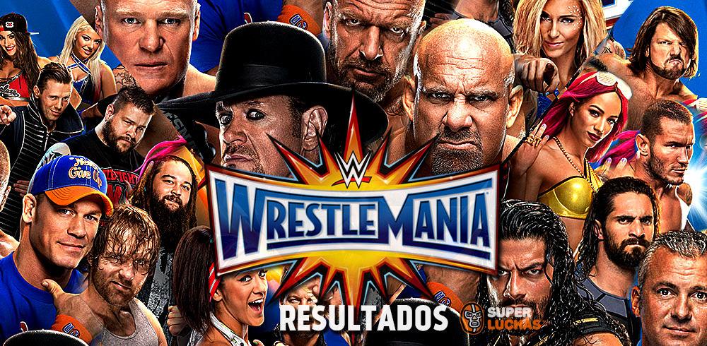 WWE WrestleMania 33 (Cobertura y resultados) - ¡Roman Reigns retira a The Undertaker! - ¡The Hardy Boyz regresan! - ¡Brock Lesnar y Randy Orton se coronan! 1