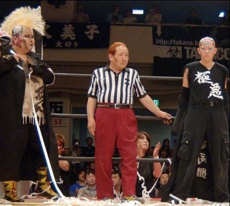 """Fallece Shiro Abe, el primer réferi """"corrupto"""" de la lucha libre 4"""