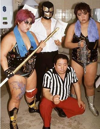 """Fallece Shiro Abe, el primer réferi """"corrupto"""" de la lucha libre 3"""