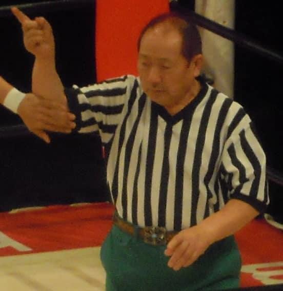 """Fallece Shiro Abe, el primer réferi """"corrupto"""" de la lucha libre 5"""