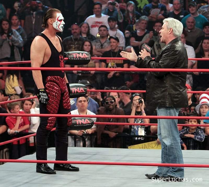 Jeff Hardy admite que luchó drogado contra Sting 8