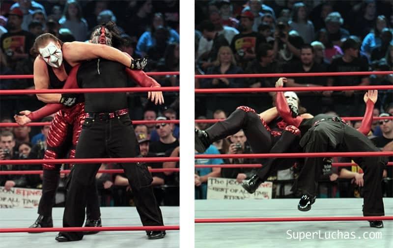 Jeff Hardy admite que luchó drogado contra Sting 9