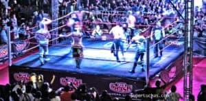 The Crash debutó en la Ciudad de México con un cartel plagado de estrellas 1