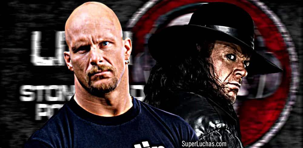 Undertaker silenció a Stone Cold