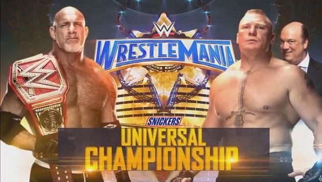 WWE WrestleMania 33 (Cobertura y resultados) - ¡Roman Reigns retira a The Undertaker! - ¡The Hardy Boyz regresan! - ¡Brock Lesnar y Randy Orton se coronan! 45