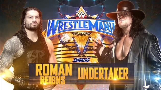WWE WrestleMania 33 (Cobertura y resultados) - ¡Roman Reigns retira a The Undertaker! - ¡The Hardy Boyz regresan! - ¡Brock Lesnar y Randy Orton se coronan! 53