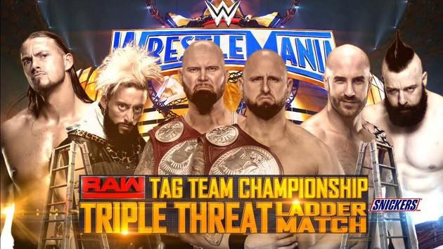 WWE WrestleMania 33 (Cobertura y resultados) - ¡Roman Reigns retira a The Undertaker! - ¡The Hardy Boyz regresan! - ¡Brock Lesnar y Randy Orton se coronan! 23