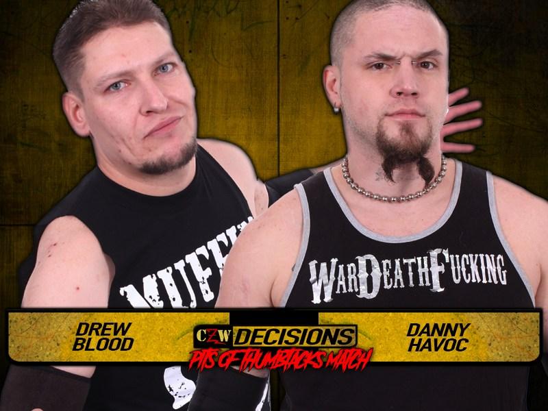 CZW Decisions 2017: Esta noche, Joe Gacy defiende el título ante Lio Rush 4