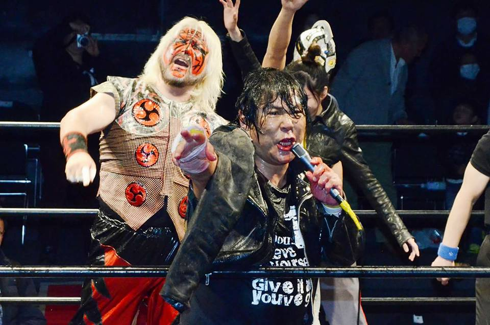 "FMW: Resultados ""Fallen Angel Covered in Wounds 2017"" - 13 y 14/04/2017 - FMW contra Evolution 1"