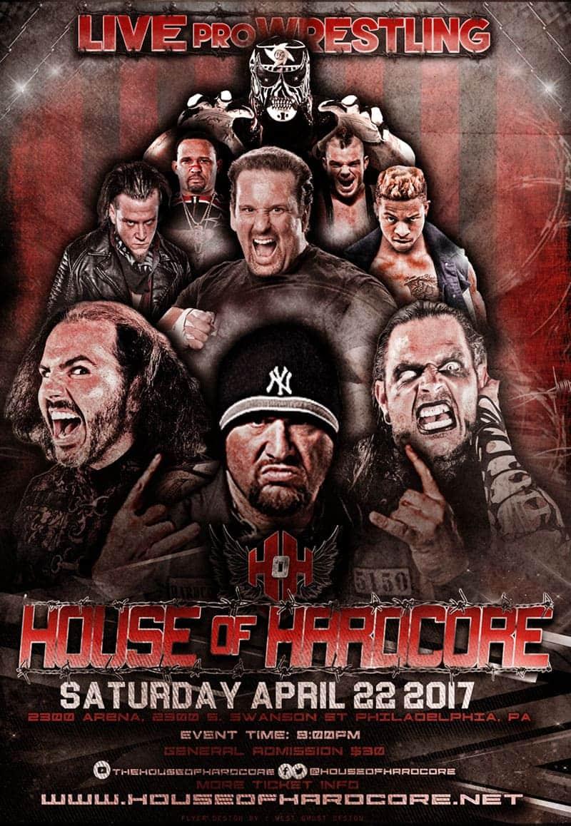 ¿Pudieron luchar los hermanos Hardy en House of Hardcore? — Toda la historia tras bambalinas 1