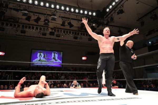 "IGF: Resultados ""NEW - Opening Series"" - 05/04/2017 - Josh Barnett doblega a Shinichi Suzukawa en tremendo duelo 8"