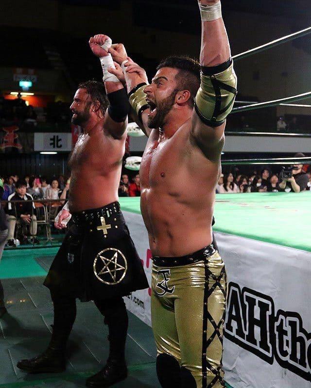 """Pro Wrestling NOAH: Resultados """"Global Tag League 2017"""" - 22/04/2017 Arranca la competencia por la supremacía de parejas 6"""