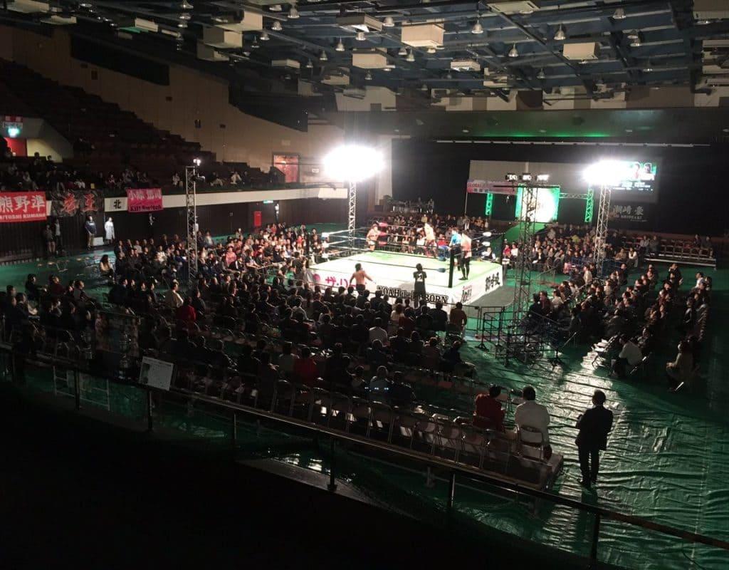"""Pro Wrestling NOAH: Resultados """"Global Tag League 2017"""" - 22/04/2017 Arranca la competencia por la supremacía de parejas 2"""