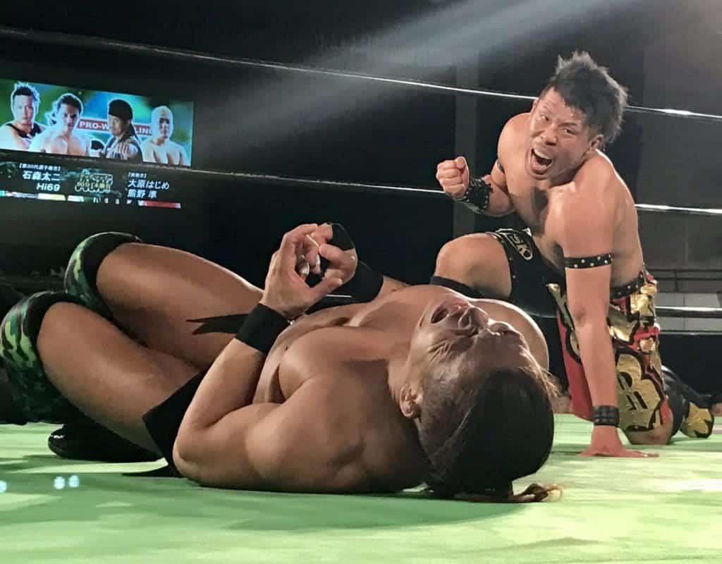 """Pro Wrestling NOAH: Resultados """"Global Tag League 2017"""" - 22/04/2017 Arranca la competencia por la supremacía de parejas 3"""