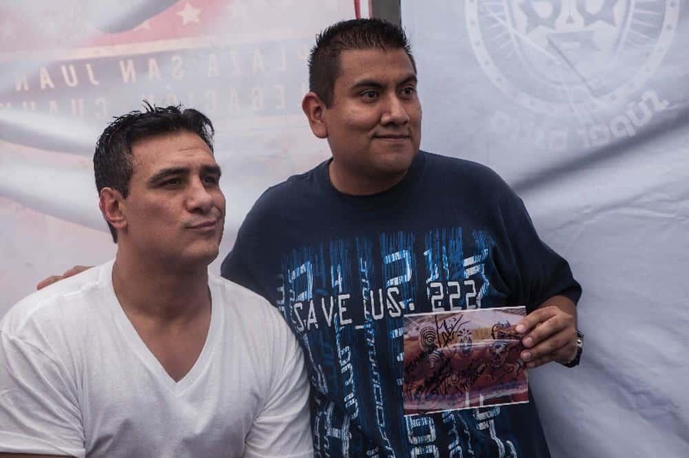 """FULL -""""Estamos tratando de hacer las cosas diferentes y queremos cambiar la perspectiva del negocio de la lucha libre"""": Alberto El Patrón 1"""