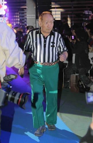 """Fallece Shiro Abe, el primer réferi """"corrupto"""" de la lucha libre 1"""