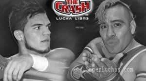 La Máscara y Máximo invaden The Crash 38