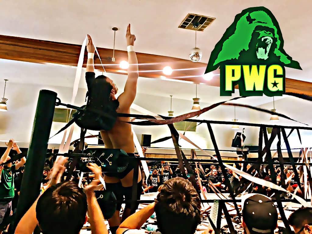 """Resultados de PWG """"Head Like A Cole"""" - ¿La última lucha de Adam Cole en la empresa? 1"""