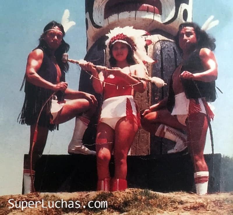 Víctima de cáncer, falleció el Gran Apache, uno de los grandes maestros de la lucha libre 3