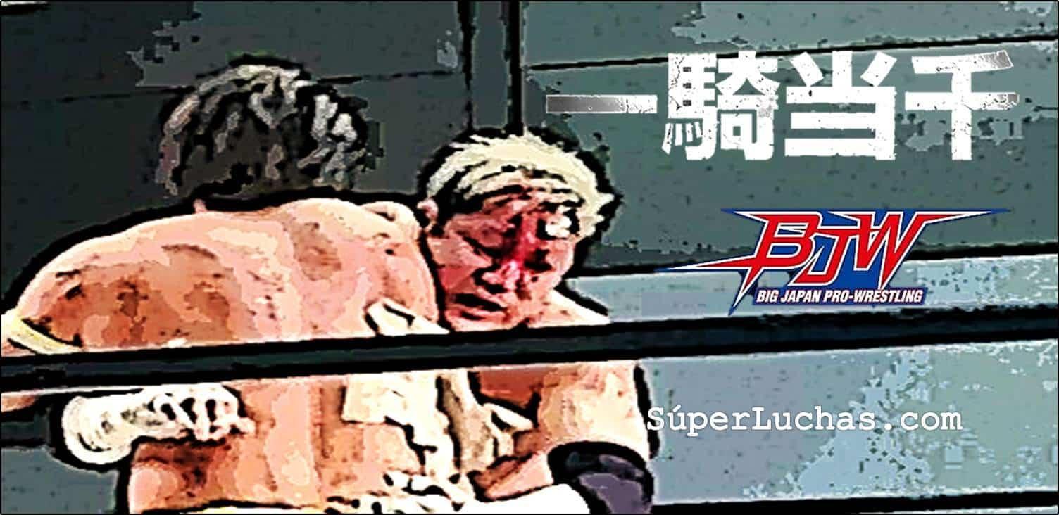 BJW: Los mejores encuentros (Fecha 5-8) del torneo Ikkitousen – Deathmatch Survivor 1