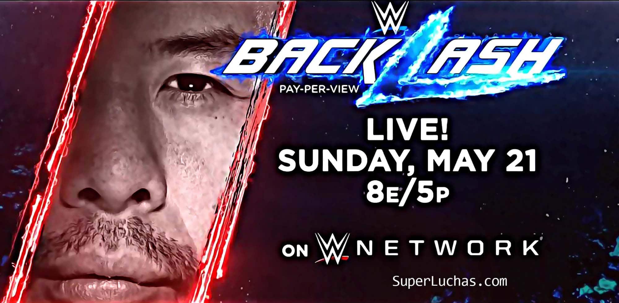 Cartel actualizado de WWE Backlash 2017 - ¡Se confirma el debut de Nakamura! 1