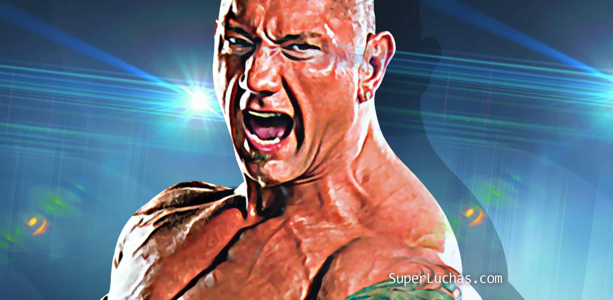 Batista es invitado a otra empresa de lucha libre 1