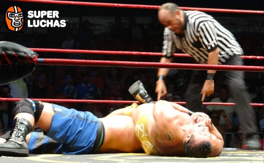 Resultados FULL-  21 de mayo en la Ciudad de México: Alberto, El Patrón vence a Jack Swagger 4
