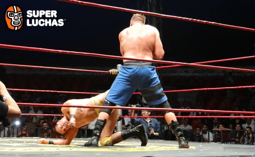 Resultados FULL-  21 de mayo en la Ciudad de México: Alberto, El Patrón vence a Jack Swagger 3