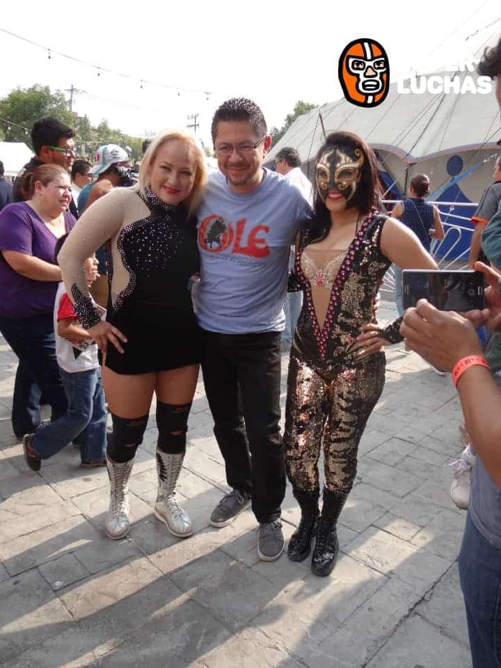 Resultados FULL-  21 de mayo en la Ciudad de México: Alberto, El Patrón vence a Jack Swagger 8