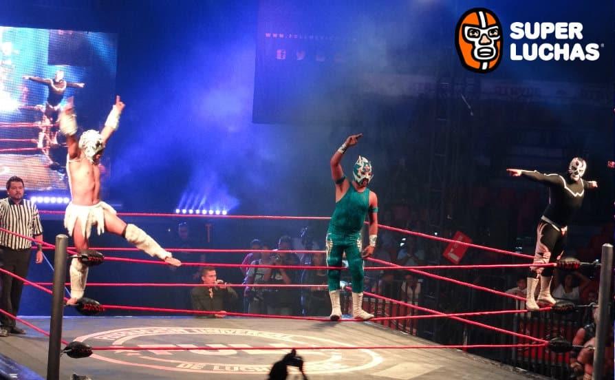 Resultados FULL-  21 de mayo en la Ciudad de México: Alberto, El Patrón vence a Jack Swagger 10