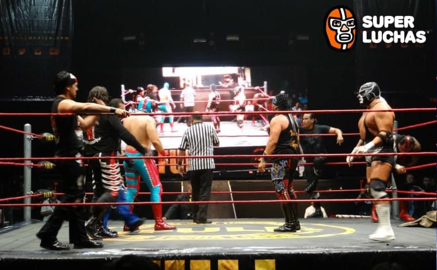Resultados FULL- 21 de mayo en la Ciudad de México: Alberto, El Patrón vence a Jack Swagger 5
