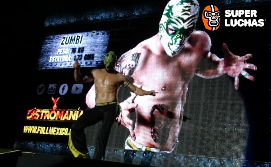 Resultados FULL-  21 de mayo en la Ciudad de México: Alberto, El Patrón vence a Jack Swagger 9