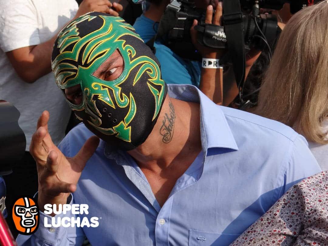 Resultados FULL-  21 de mayo en la Ciudad de México: Alberto, El Patrón vence a Jack Swagger 2